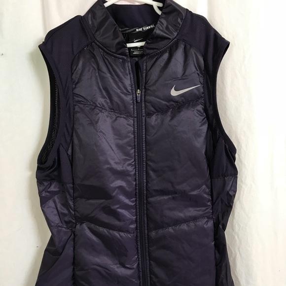Purple Women s Nike running vest 60f869085